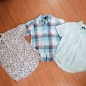Boy Summer Shirts
